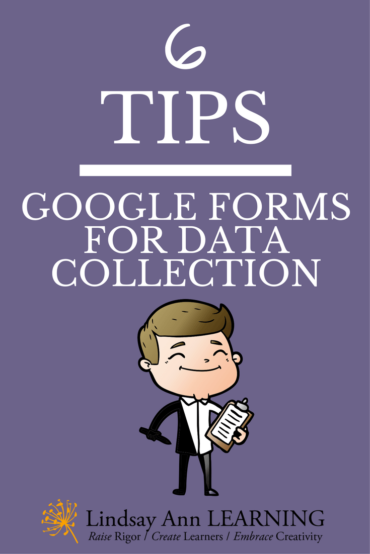 google forms for data collection
