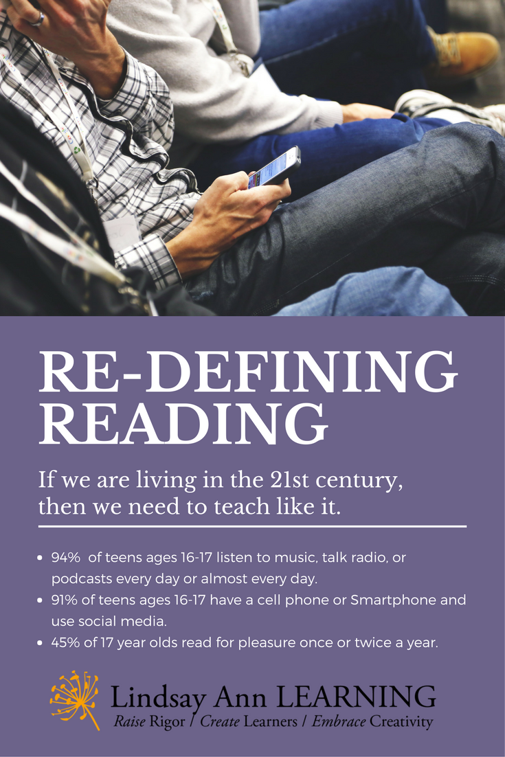 ELA Teaching Strategies: Re-Defining Reading in 21st Century Classrooms