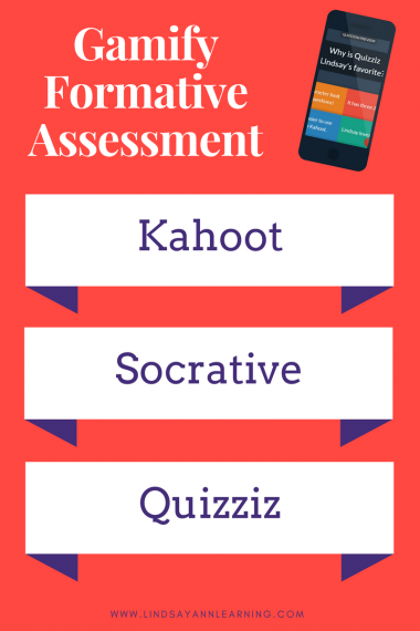 Classroom technology to Spice up Formative Assessment