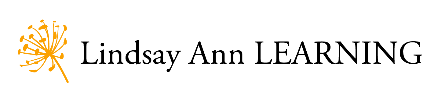 Lindsay Ann Learning Educational Blog