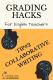 ELA Classroom Grading Hacks: Collaborative Writing
