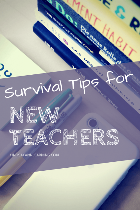 First Year Teaching Tips