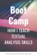 Textual Analysis Basic Skills and No-Prep Lessons for English Class