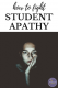 Strategies for Teachers to Fight Student Apathy   Lindsay Ann Learning English Teacher Blog