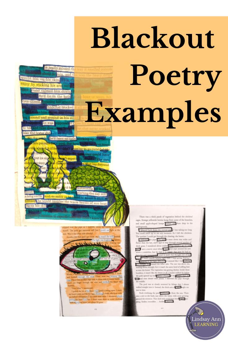 15 fun poetry activities for high school english teacher blog. Black Bedroom Furniture Sets. Home Design Ideas