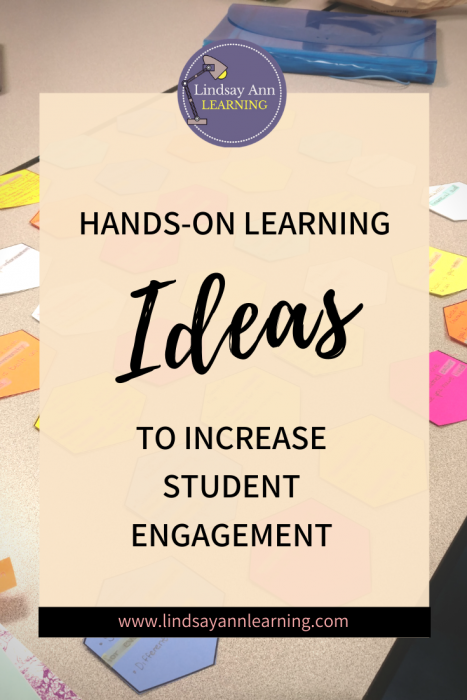 hands-on-learning-ideas