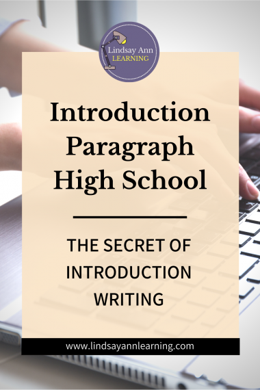 introduction-writing