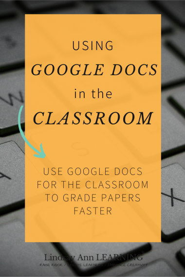 google-docs-for-the-classroom
