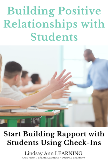 building-rapport-with-students