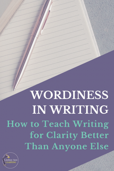 writing-for-clarity