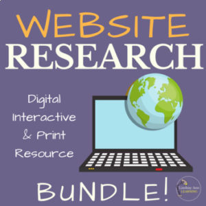 Credible and Reliable Sources Bundle
