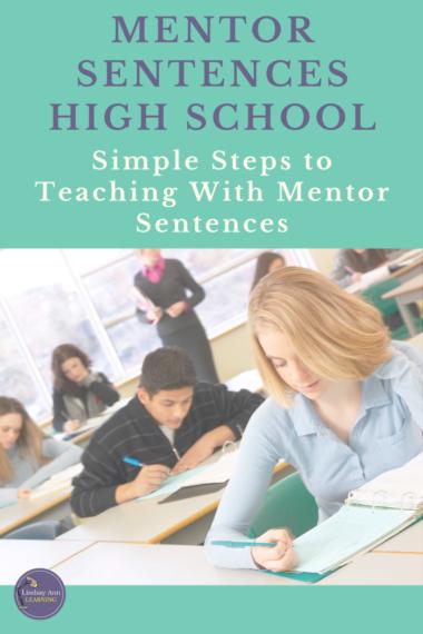 mentor-sentences
