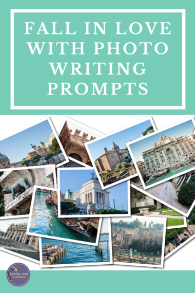 photo-writing prompts