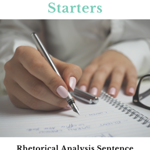 rhetorical-analysis-sentence-starters