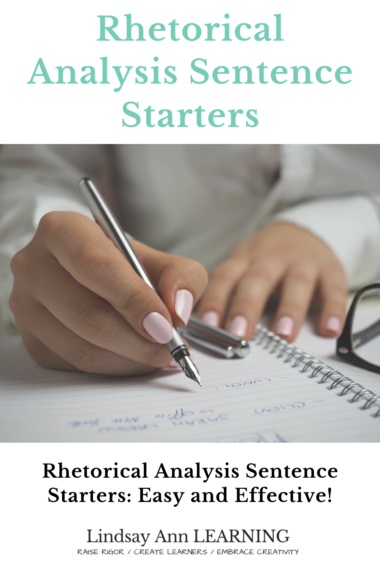 rhetorical-analysis-sentence-starters